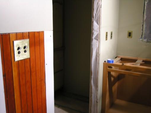 Index of machiya kitchen for Kitchen back door